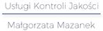 Małgorzata Mazanek – Usługi Kontroli Jakości